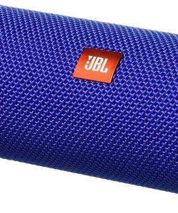 Jbl Flip 3 Splash proof Portable Bluetooth Speaker, Blue