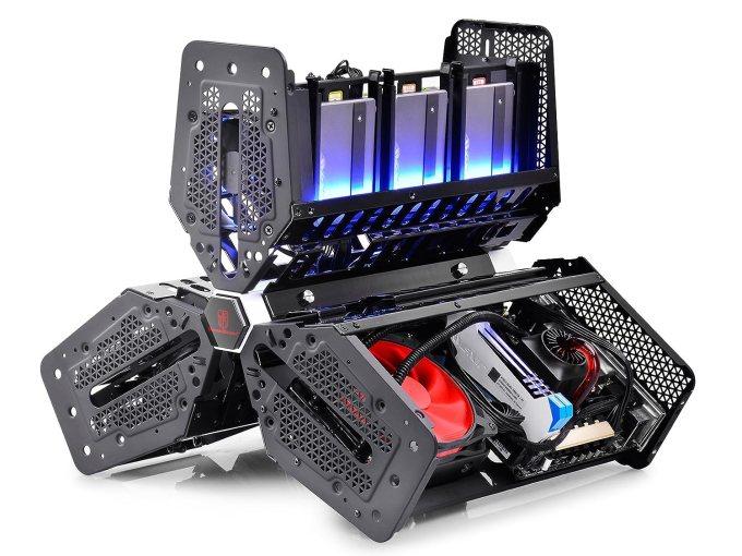 DeepCool TRISTELLAR ストレージとマザーボード、CPUクーラー