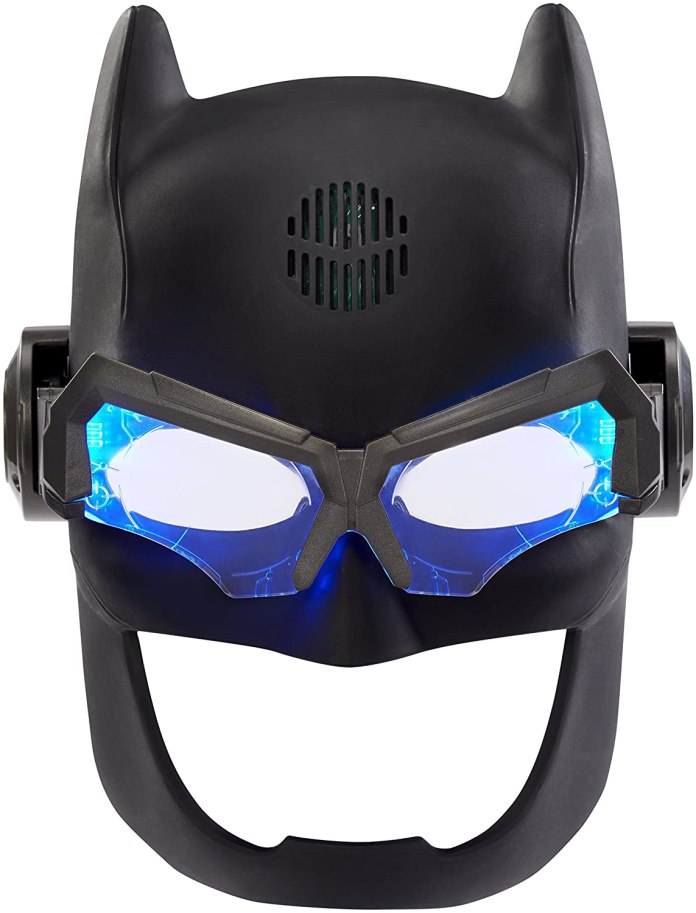 máscara de batman con luz