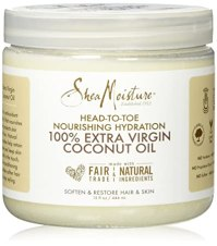 Image result for coconut oil shea moisture