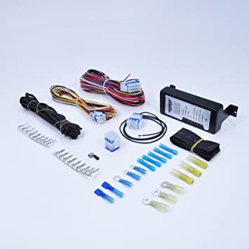 Complete Motorcycle Wiring Harness Kit