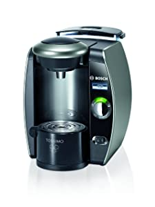 Tassimo by Bosch TAS6515UC Single Serve Coffee Brewer
