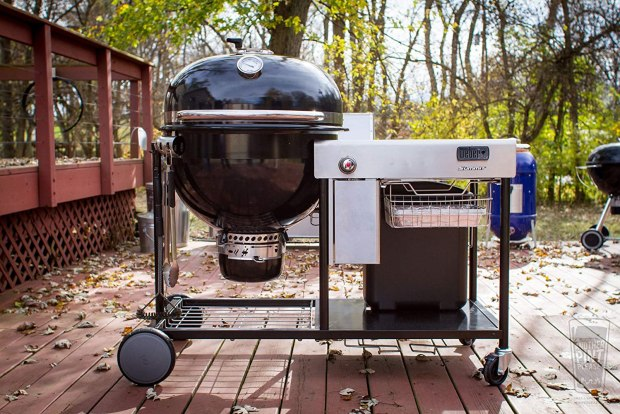 Weber Summit Charcoal Review
