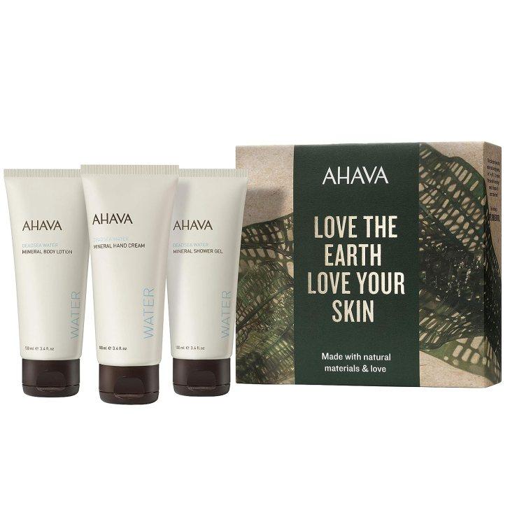 Ahava Dead Sea Mineral Skin Care Set