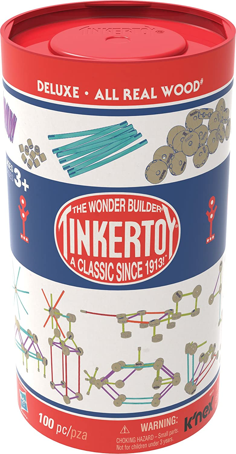 Tinkertoy Deluxe Building Kit, Varies By Model