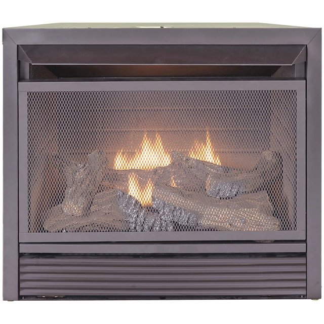 Duluth Forge Dual Fuel Vent Free Fireplace Insert - Gas Fireplace Inserts (Reviews & Buying Guide 2017) - Heat Talk