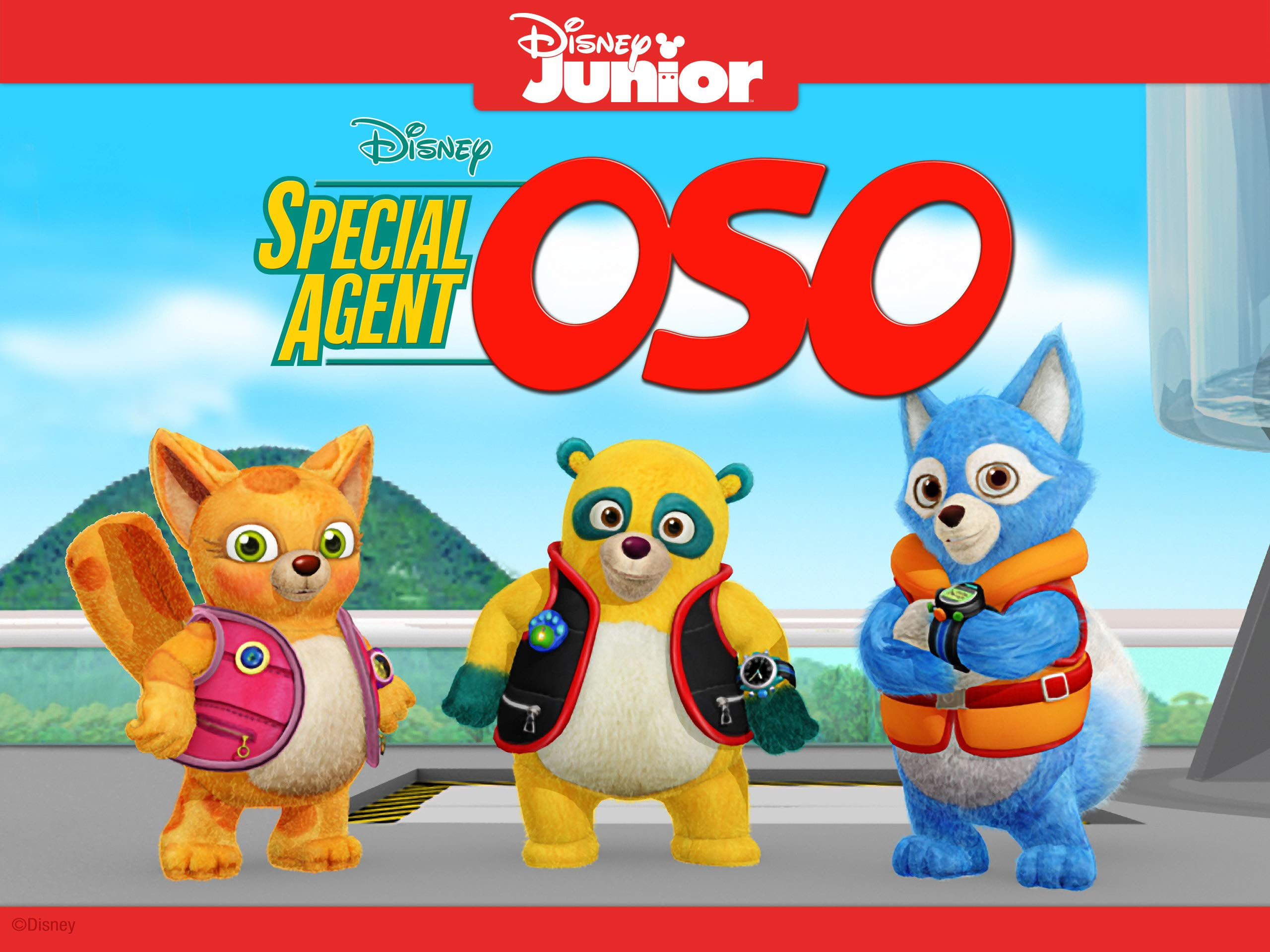 Watch Special Agent Oso Volume 4 Prime Video