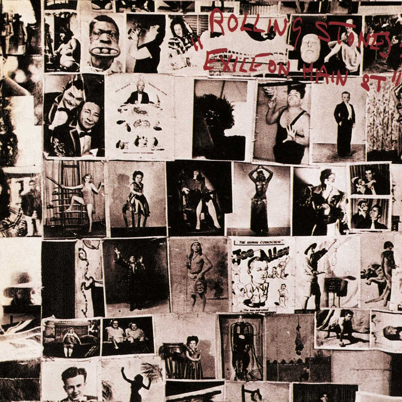THE ROLLING STONE – Exile On Main St (Double LP, 180g)