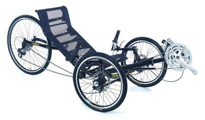 Trident Adult Recumbent Tricycle