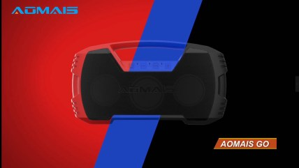 AOMAIS-GO-Bluetooth-Speakers-40H-Playtime-Outdoor-Portable-Speaker-40W-Stereo-Sound-Rich-Bass-IPX7-Waterproof-Bluetooth-50-Wireless-Pairing10000mAh-Power-Bank-for-Party-Travel2020-Upgrade