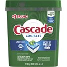 Cascade Complete Dishwasher Pods, Actionpacs Dishwasher Detergent, Fresh Scent, 78 Count