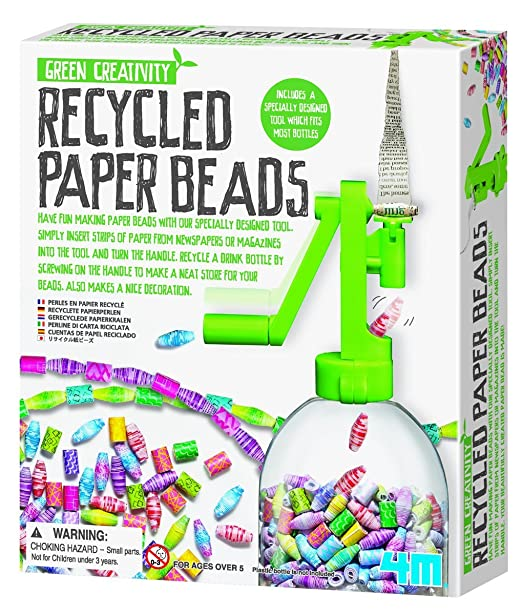 Recycled Paper Beads winder by Green Creativity