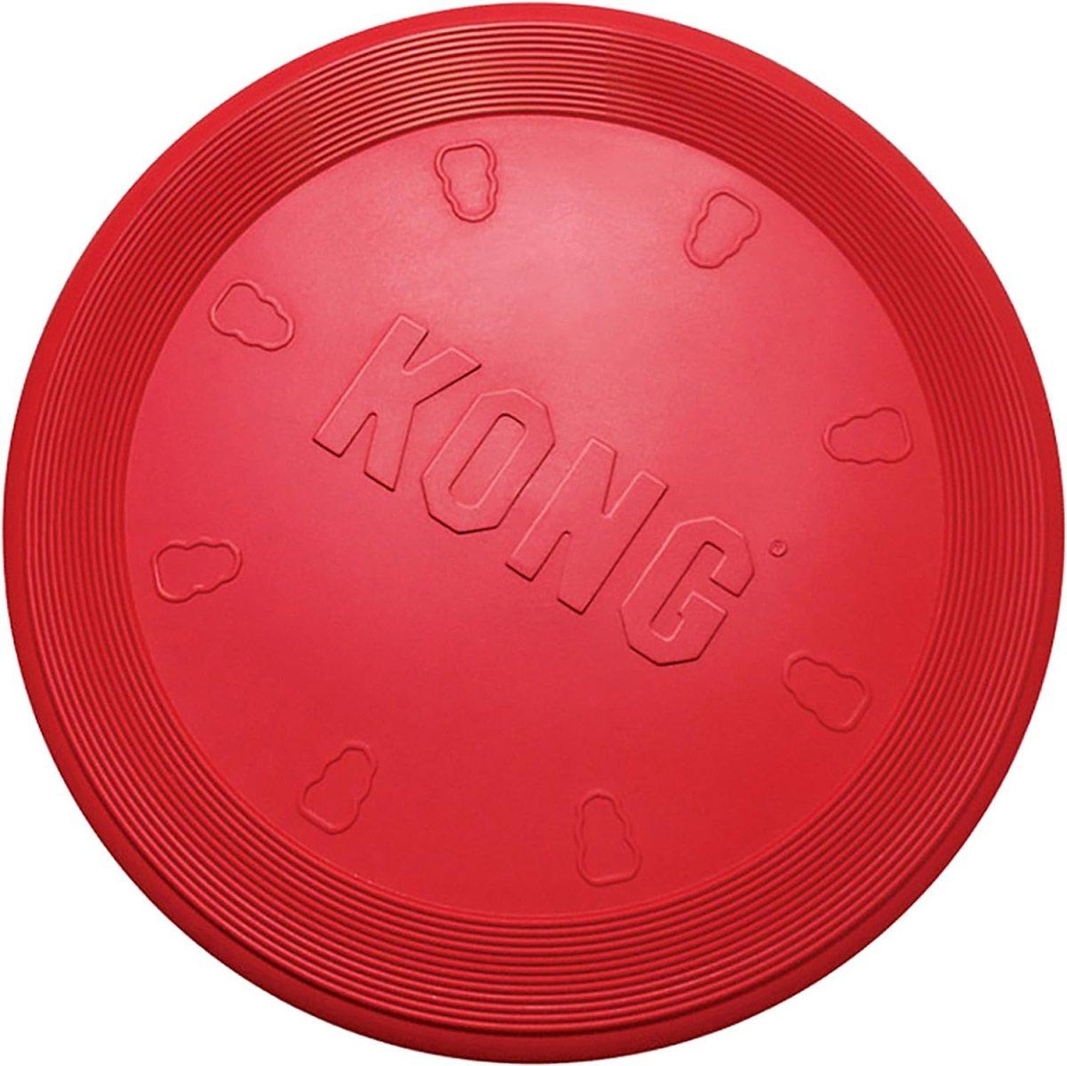 Frisbee de Caucho Resistente - para Perros Pequeños