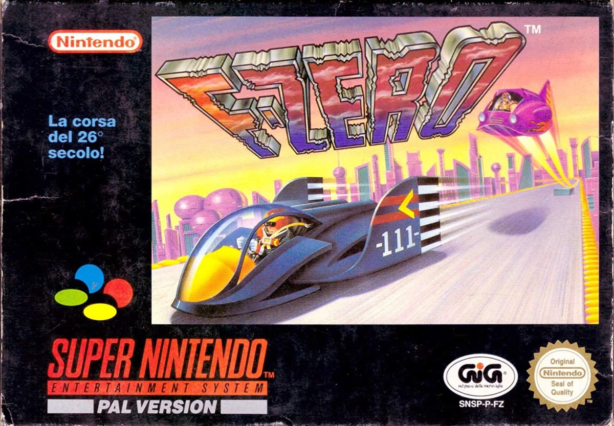 Can you believe it? Official F-Zero Twitter account posts porn video