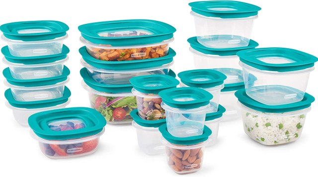 Best Rubbermaid Food Storage Containers