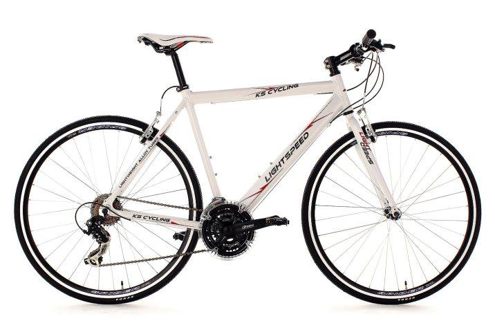vélo hybride fitness