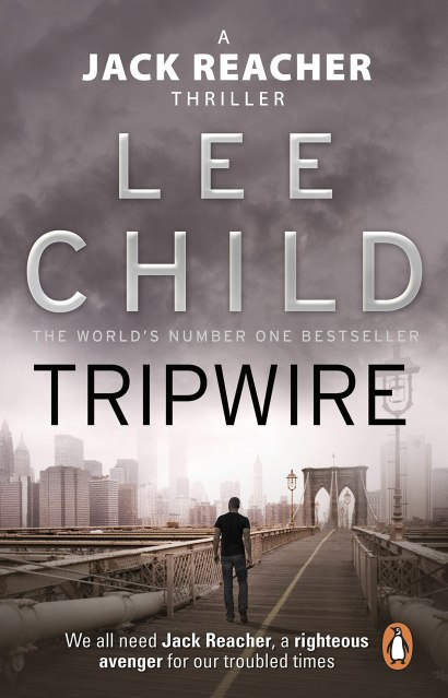 Tripwire: (Jack Reacher 3) by Child, Lee