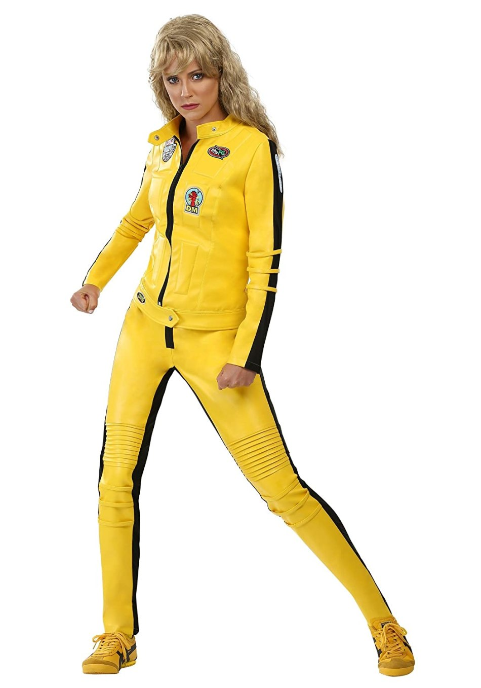 Fun Costumes womens Kill Bill Beatrix Kiddo Motorcycle Suit