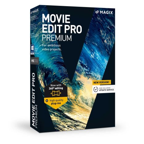 MAGIX Movie Edit Pro Premium 2018 17.0.1.128