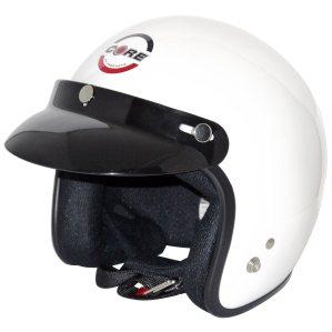 Core Vintage Open Face Helmet