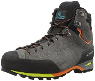 Image result for SCARPA Men's Zodiac Plus GTX Hiking Boot