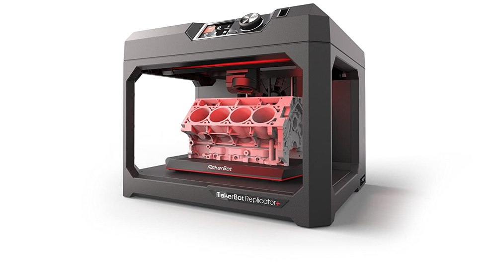 Image result for makerbot replicator+