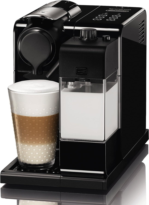 Nespresso EN550.B Lattissima Touch Automatic Coffee Machine, Black ...