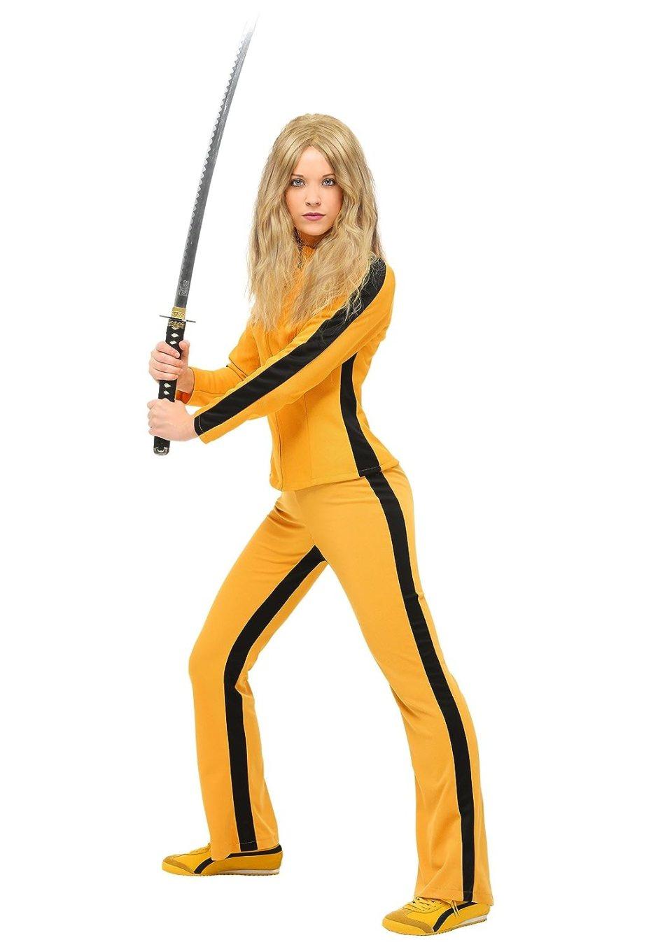 Fun Costumes womens Beatrix Kiddo Women's Costume