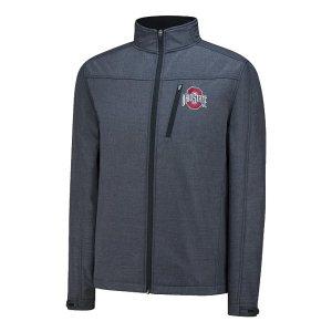 NCAA Men's Ohio State Buckeyes Hammer Head Jacket.