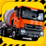 Construction Parking 3D Real Crane & Dump Truck Driving Simulator Games