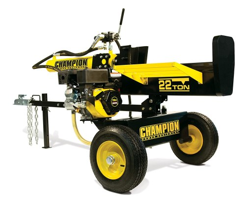 Champion Power Equipment No.92221 Log SplitterBlack Friday Deal