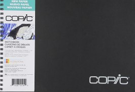 Copic Marker 50 Sheets Copic Sketchbook 7