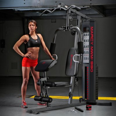 Marcy MWM-990 Home Gym Girl
