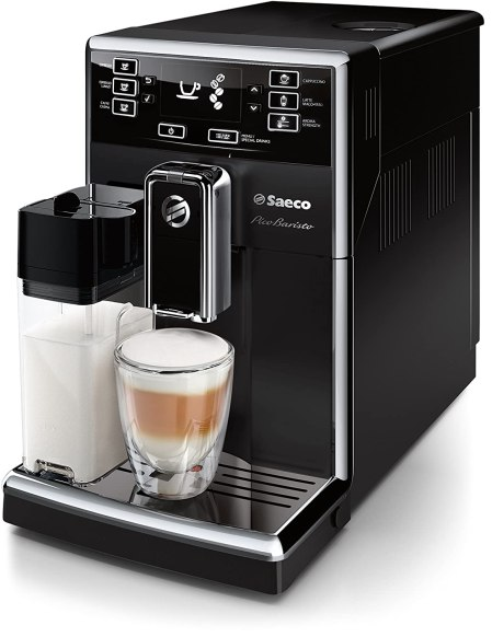 cafetiere expresso broyeur - Saeco Pico Baristo HD8925/01
