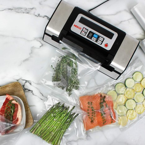 Nesco vs 12 deluxe vacuum sealer