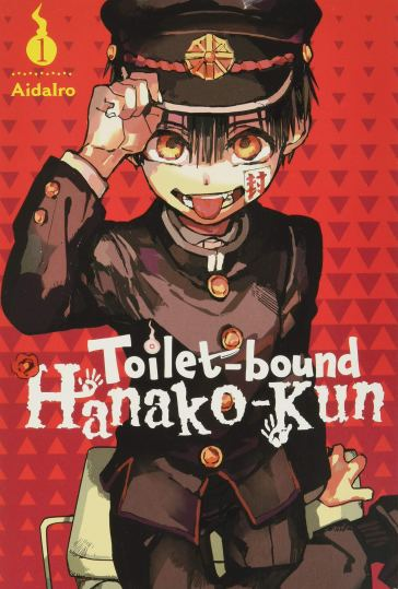 Toilet-Bound Hanako-Kun, Vol. 1;Toilet-Bound Hanako-Kun: Aidairo: Amazon.com.mx: Libros