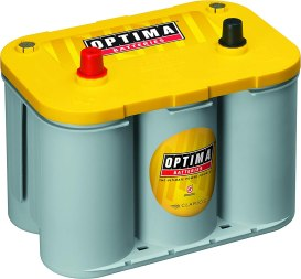 Best AGM Battery for Boat - Optima Yellow Top D34