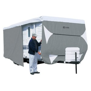Classic Accessories (73563) OverDrive PolyPRO 3 Deluxe Travel Trailer Cover