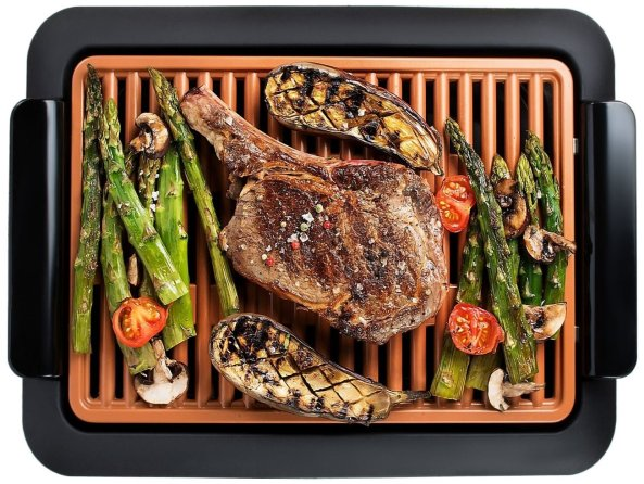 Gotham Smokeless Grill Review