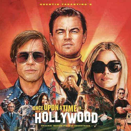 Quentin Tarantino'S Once Upon a Time in Hollywood Original Motion ...