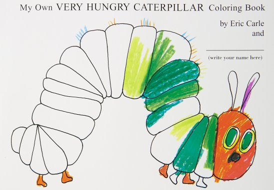 Very Hungry Caterpillar Coloring Pages Pdf : Top the very hungry caterpillar picks she