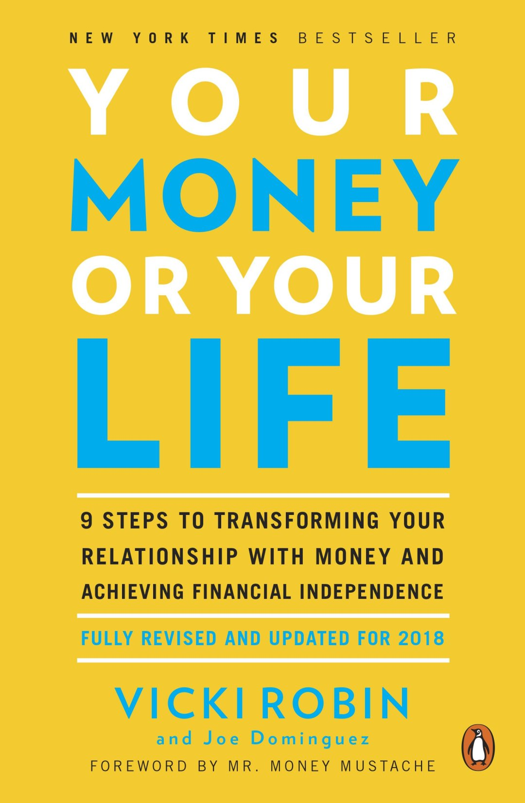 Your Money or Your Life (Best Budget Living Book)