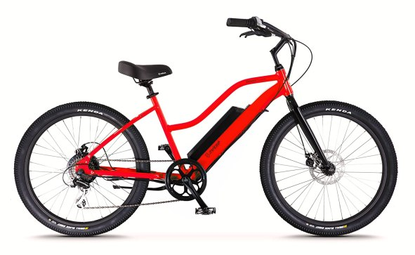 Juiced Bikes OceanCurrent Electric Beach Cruiser Bicycle review