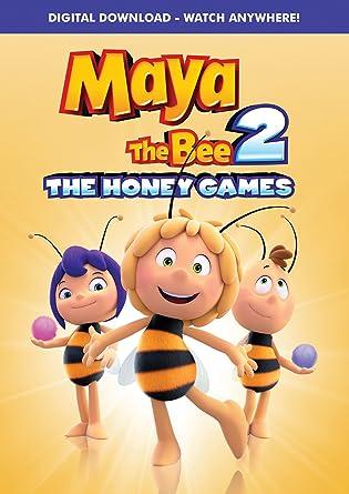 Maya The Bee 2 The Honey Games Amazon Co Uk Dvd Blu Ray