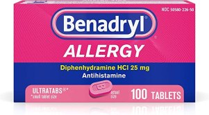 Image result for diphenhydramine