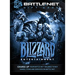$20 Battle.net Store Gift Card Balance [Digital Code]