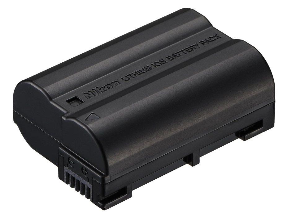 Batteria Nikon D7000: è sempre bene averne almeno una di scorta quando d'inverno si sta al freddo a fotografare l'aurora!