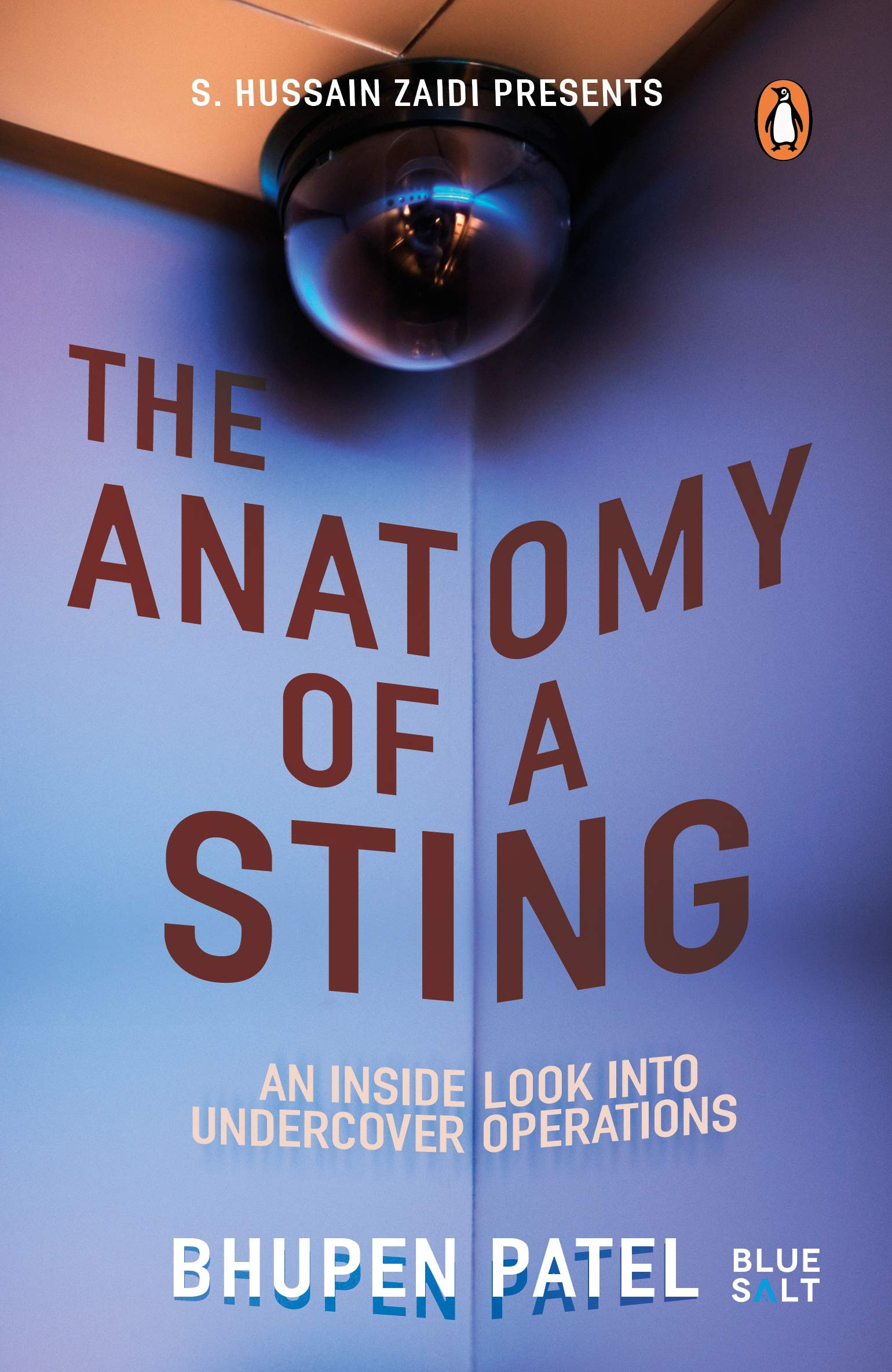 Review of 'The Anatomy Of A Sting' by Bhupen Patel – Wonder's Book Blog