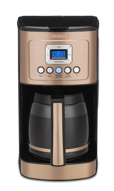 Cuisinart Programmable Coffeemaker electronic gifts for her