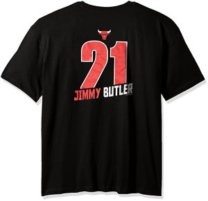Profile Big & Tall NBA Big & Tall Boys Name and# Tee, XLT, Black